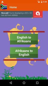 Nigerian English Translator Poster Screenshot 1