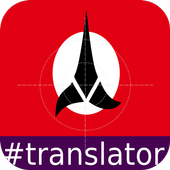 Klingon English Translator icon