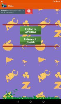 Wolof English Translator screenshot 7