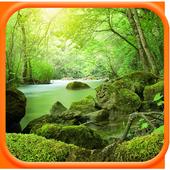 Jungle HD Wallpaper icon