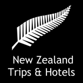 New Zealand Trips & Hotels icon