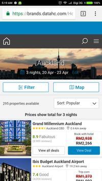 New Zealand Trips & Hotels apk screenshot