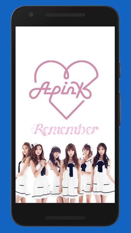 Apink Wallpaper KPOP Cool Screenshot 3