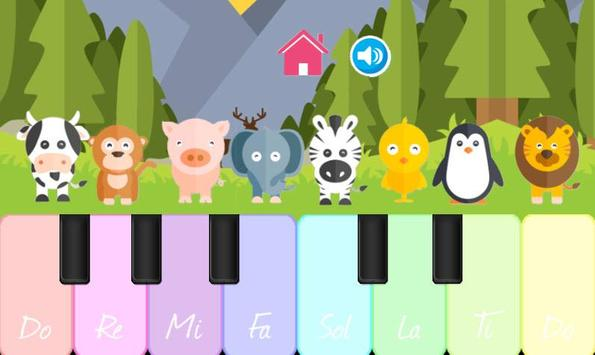 Animal Piano poster