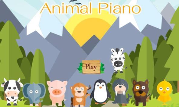 Animal Piano screenshot 1