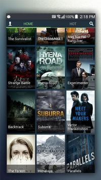 Pocket Movies screenshot 1