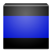 Blue Line Live Wallpaper icon