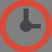 Polarclock icon