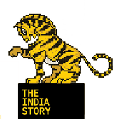 The India Story icon