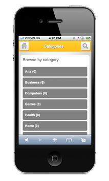 Directory apk screenshot