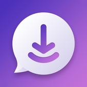 WhatsApp Utilities & Story Saver icon