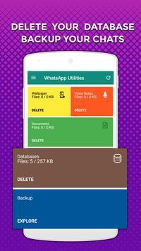 WhatsApp Utilities & Story Saver screenshot 2