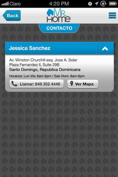 Gabriel Lora Mr.Home screenshot 2