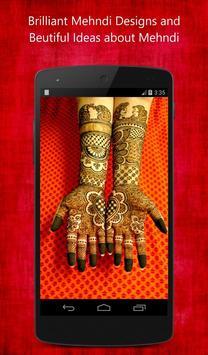 Bridal Mehandi Design screenshot 2