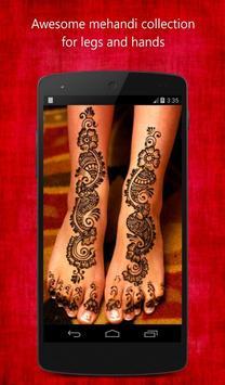 Bridal Mehandi Design apk screenshot