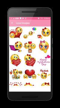 Promise Day Love Stickers screenshot 4