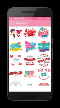 Promise Day Love Stickers screenshot 7