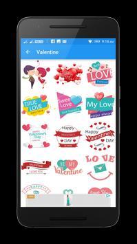 Teddy Love Stickers & Emoticons ♥♥ screenshot 7