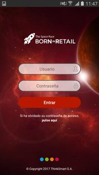 Born In Retail poster