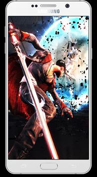 Dante Devil Dmc Wallpapers HD screenshot 10