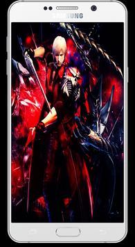 Dante Devil Dmc Wallpapers HD screenshot 15