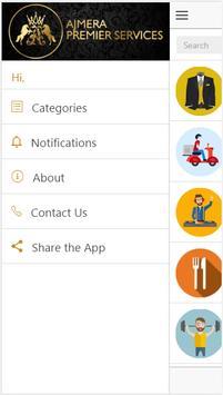 AJMERA MOBILE APP apk screenshot