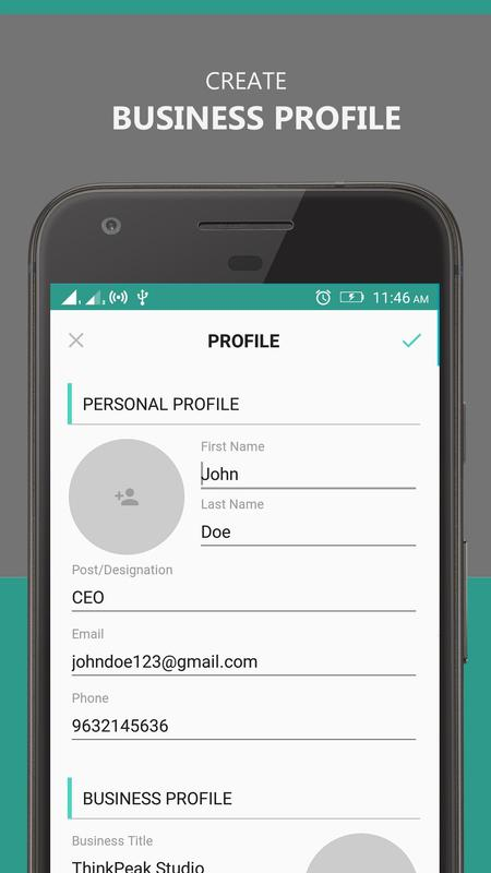 Business card creator apk business card creator apk reheart Images