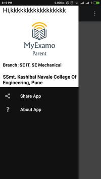 MyExamo Parent apk screenshot