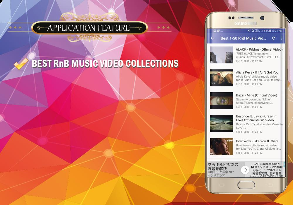 Best R&B Songs for Android - APK Download
