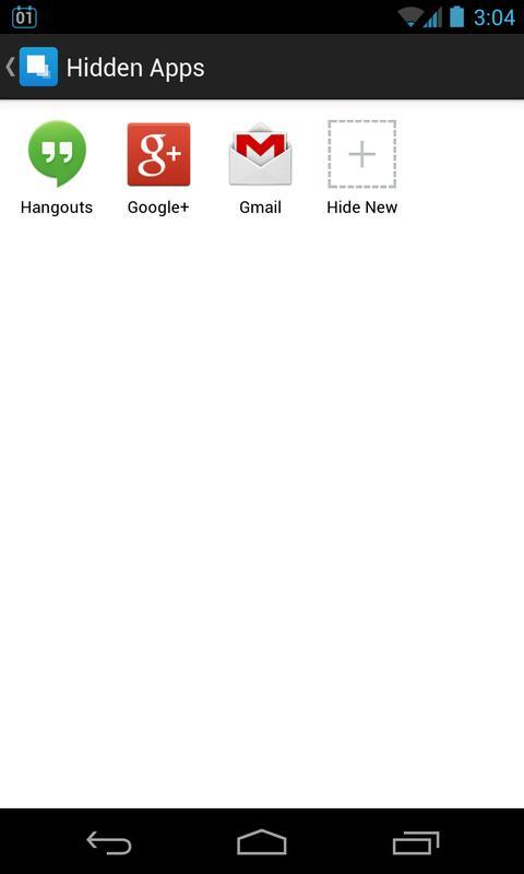 hide apps apk no root free download