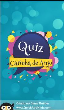 Quiz - Carinha de Anjo poster