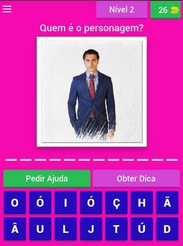 Quiz - Carinha de Anjo apk screenshot