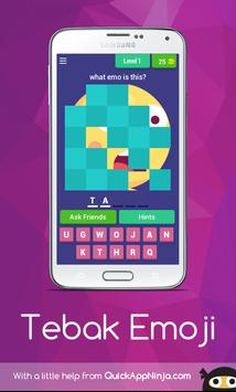 Tebak Emoji poster