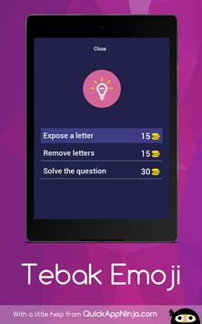 Tebak Emoji apk screenshot