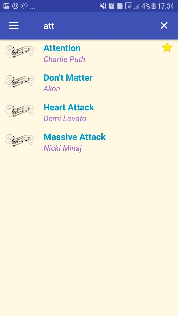 English songs lyrics for Android - APK Download