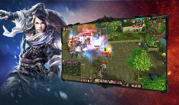 Thien Long Truyen Ky Vo Lam 3D apk screenshot