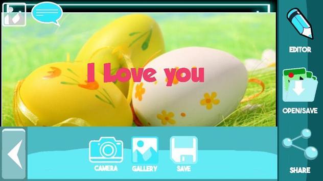 Text on Pics Writing Editor apk screenshot