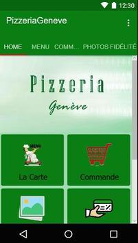 Pizzeria Genève poster