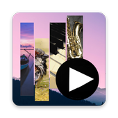 Relax player: Natural sounds and relaxing music icon