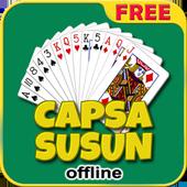 Capsa Susun Offline icon