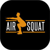 30 Day Air Squat Challenge icon