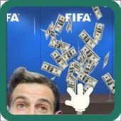Money throw! icon