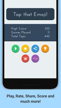Tap that Emoji! - Emoji Game screenshot 5