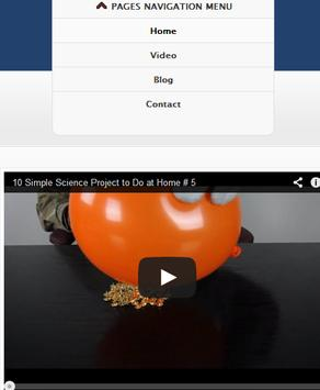 Science Project Videos APK Download - Free Entertainment APP for ...