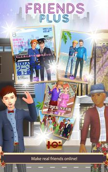 Friends Plus apk screenshot