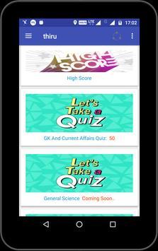 GK & Current Affairs Quiz apk screenshot