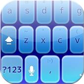 Blue3D KeyboardSkin icon