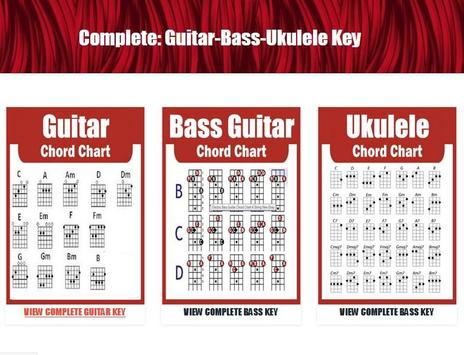 Complete : Guitar - Bass - Ukulele Key APK Download - Free Music ...