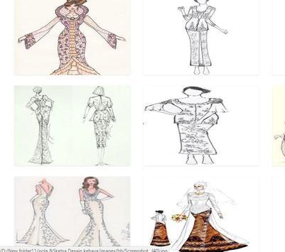 Patterns & Sketches Design kebaya APK Download - Free Art & Design ...