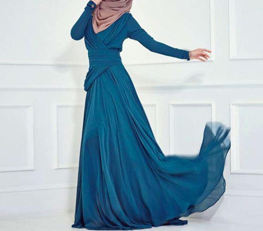 Latest Muslimah Evening Gown for Android - APK Download